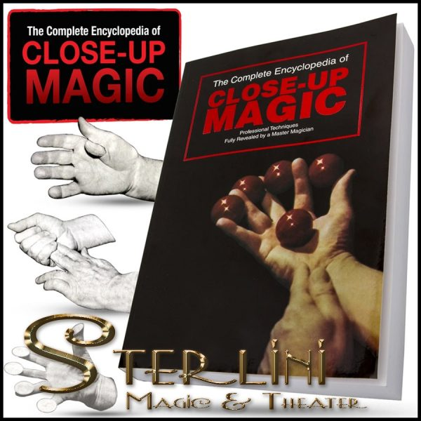 The Complete Encyclopedia of Close-Up Magic