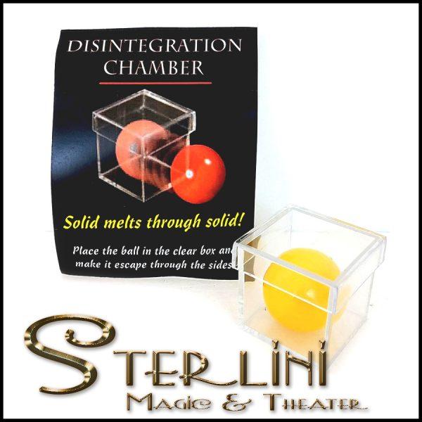 Disintegration Chamber