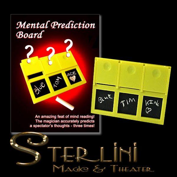 Mental Prediction Board
