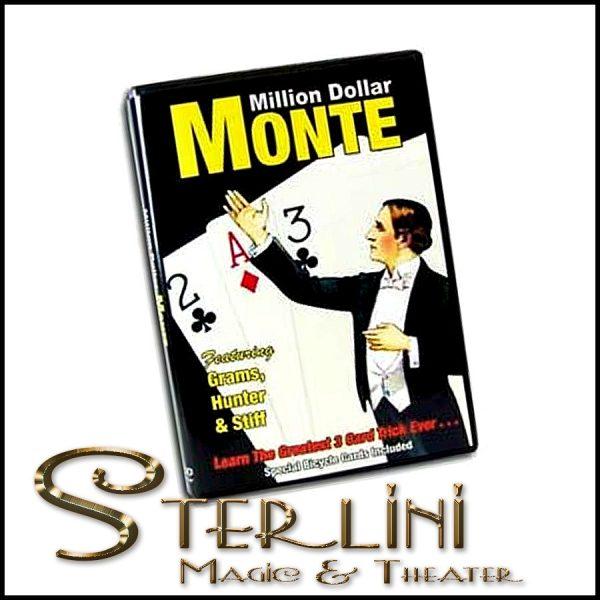 Million Dollar Monte w/DVD