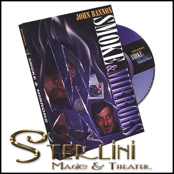 Smoke & Mirrors DVD – John Bannon