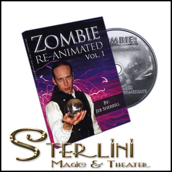 Zombie Re-Animated Vol 1 - DVD