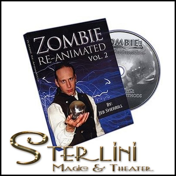 Zombie Re-Animated Vol 2 - DVD