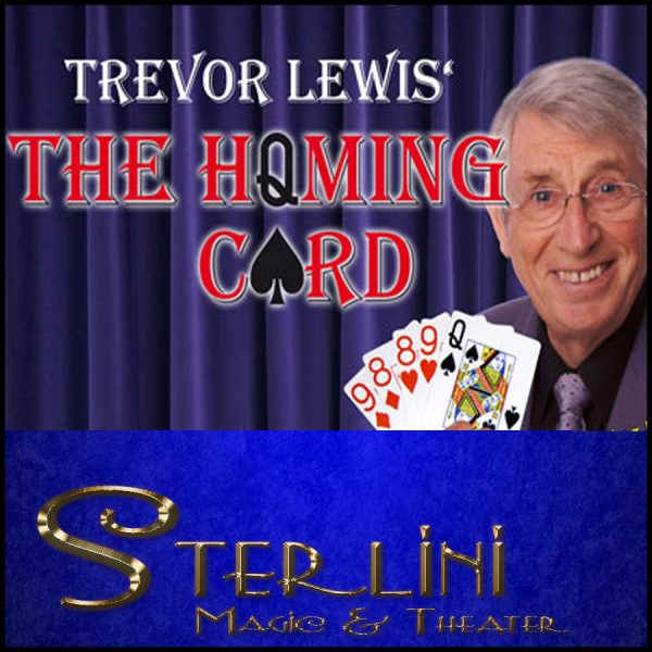 The Homing Card Trevor Lewis