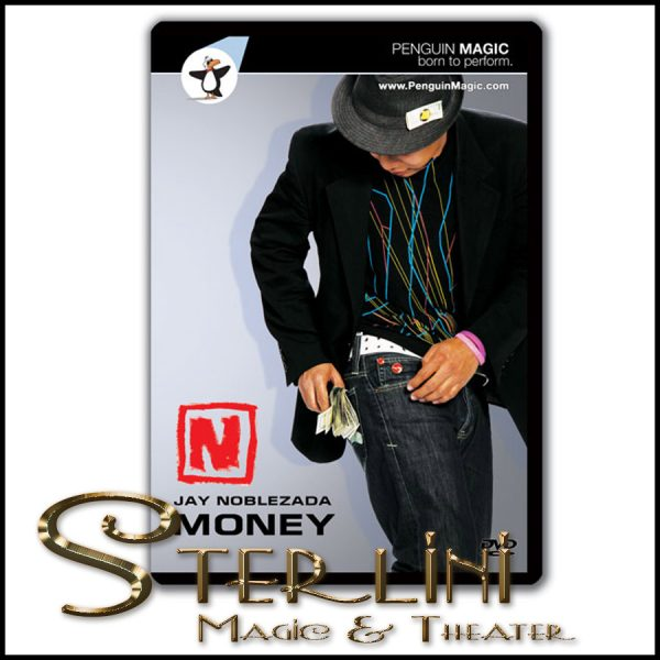 MONEY Starring Jay Noblezada (DVD)