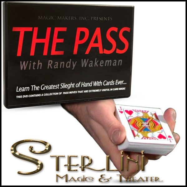 The Pass with Randy Wakeman (DVD)