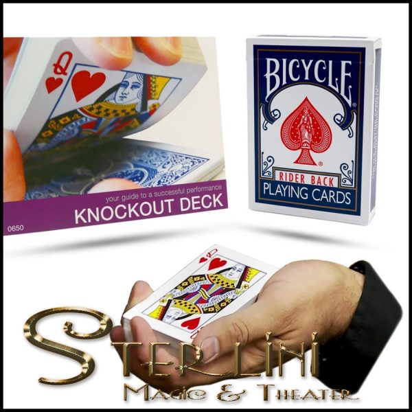 Bicycle Knockout Trick Deck