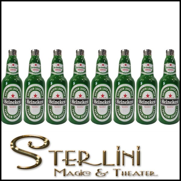 Multiplying Heineken Bottles-Tora Magic