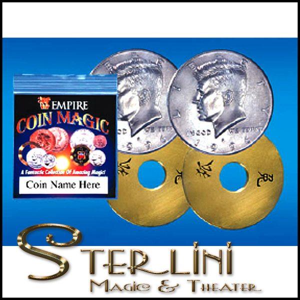Opium Coins (Half Dollar)