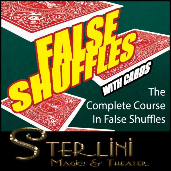 Learn False Shuffles With Cards