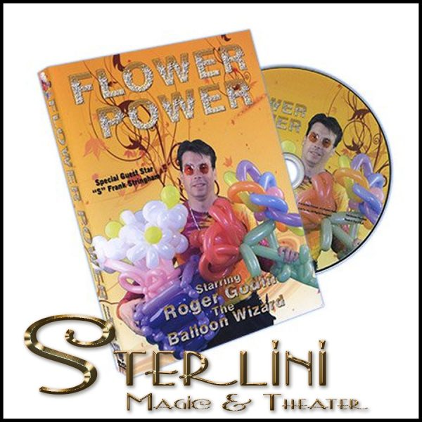 Flower Power-Roger Godin DVD