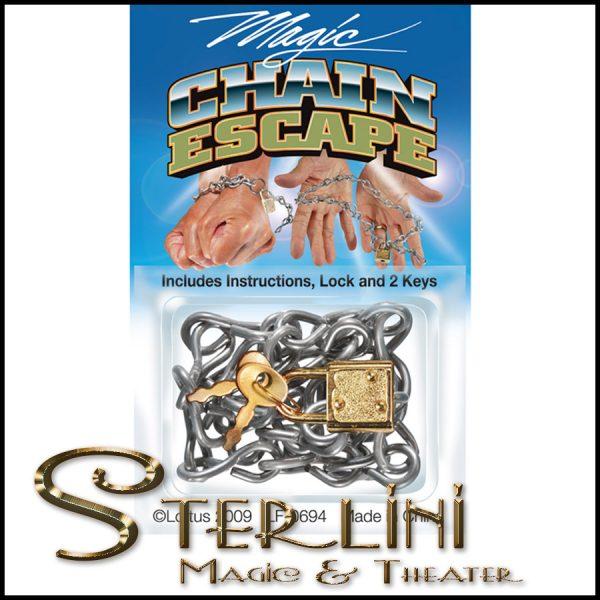 Chain Escape, Siberian
