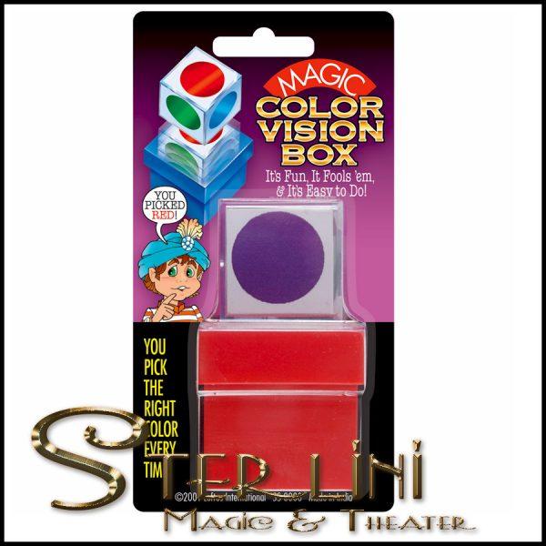 Color Vision (Tel-A-Vision)