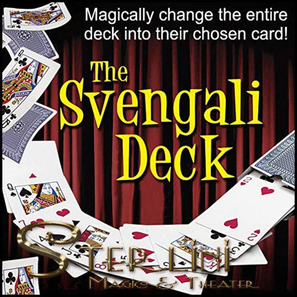 Svengali Trick Deck